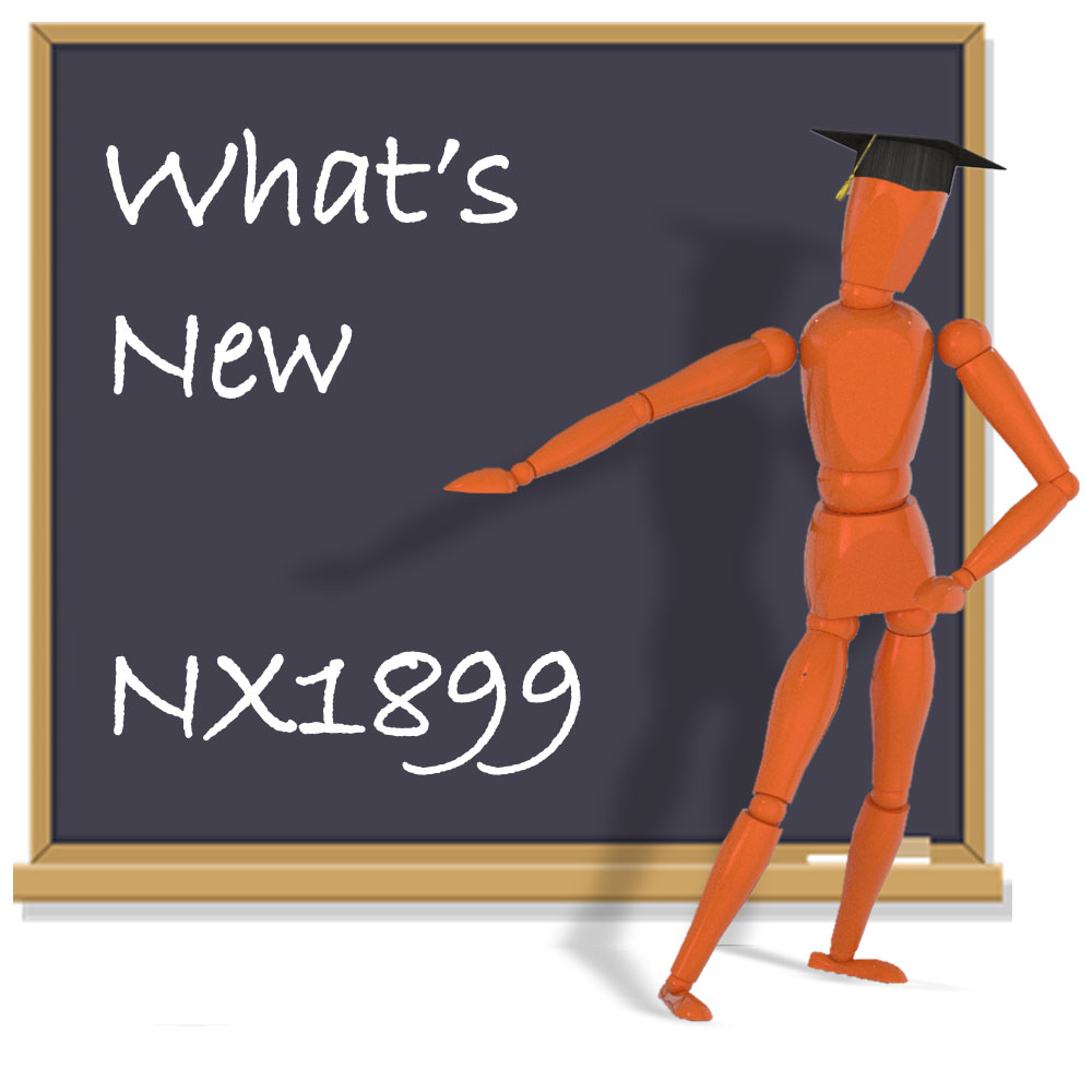 What's New NX1899