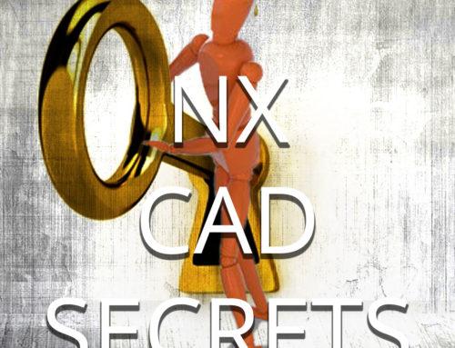 NX 1899 CAD Secrets E-Learning