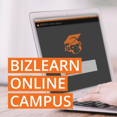 Hol dir einen Demo-Zugang zum Bizlearn Online Campus
