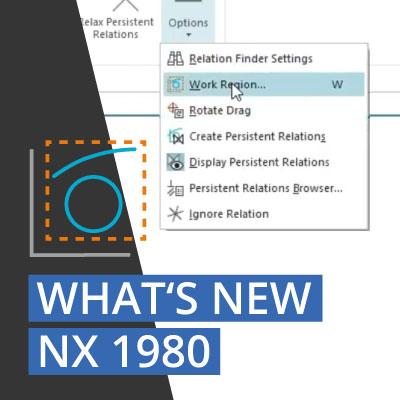 What's New 1980 - Work Region